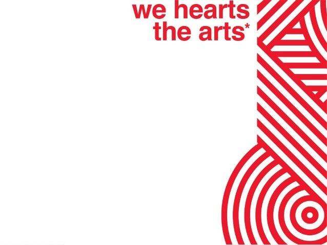 We Hearts The Arts *