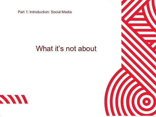 Part 1: Social Media Selling Part 1: Social Media