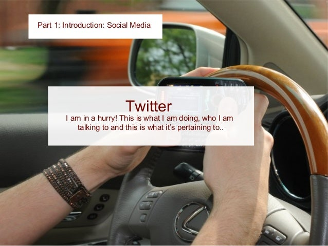 Part 1: Social Media Google+ Part 1: Introduction: Social Media Where is everyone? I was told they are giving away free st...