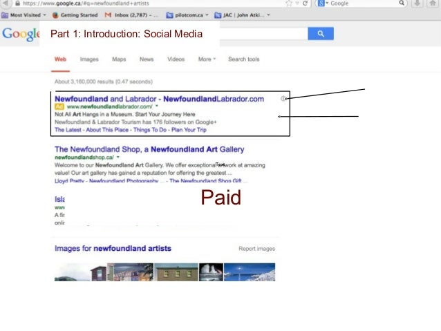 Search Engines Part 1: Search Engine Marketing