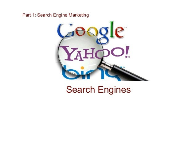 Paid Key Terms Part 2: Search Engine Marketing