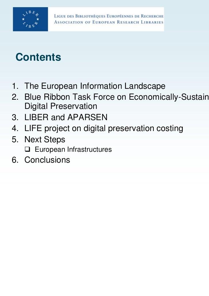 Digital preservation activity Slide 2