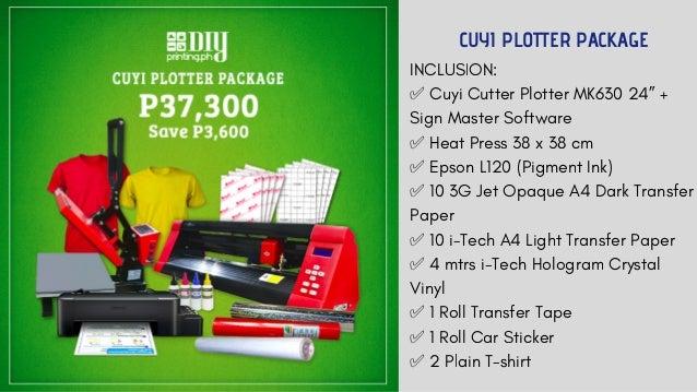 Digital Printing Business Packages