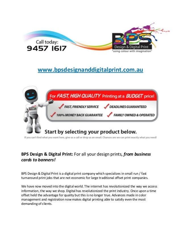 Digital printing services in perth bpsdesignanddigitalprint bps design digital print for all your reheart Gallery