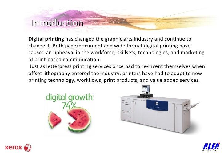 Digital Print Trends