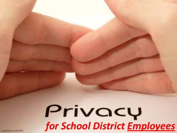 istockphoto.com #1376675                           for School District Employees