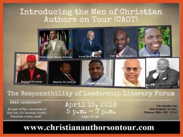Christian men forum