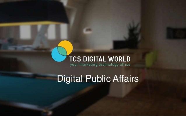 Digital Public Affairs