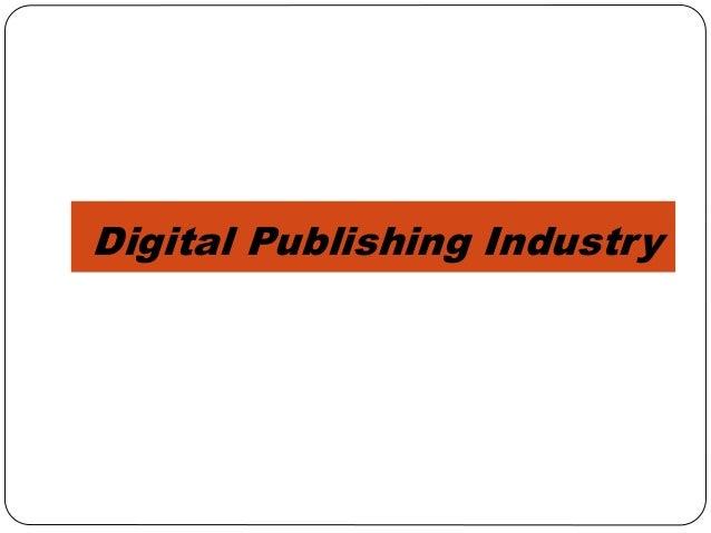 Digital Publishing Industry
