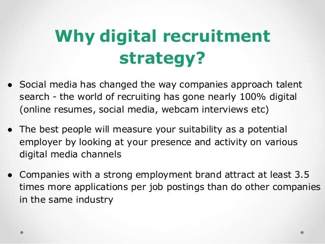Digital Recruitment Strategies To Attract Top Talent