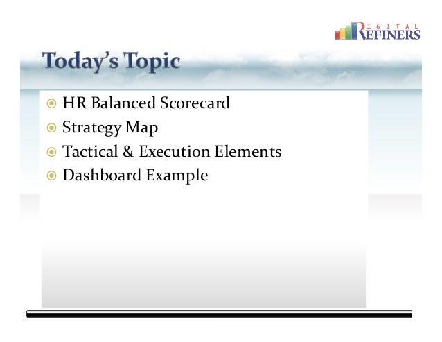 Digital Refiners HR Strategy Map Slide 3