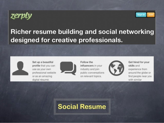 Digital Resume the digital marketing cv of every recruiters dreams Digital Resumecreativity Beyond The Ordinary
