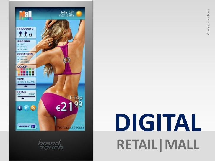 © brand-touch.euDIGITALRETAIL|MALL