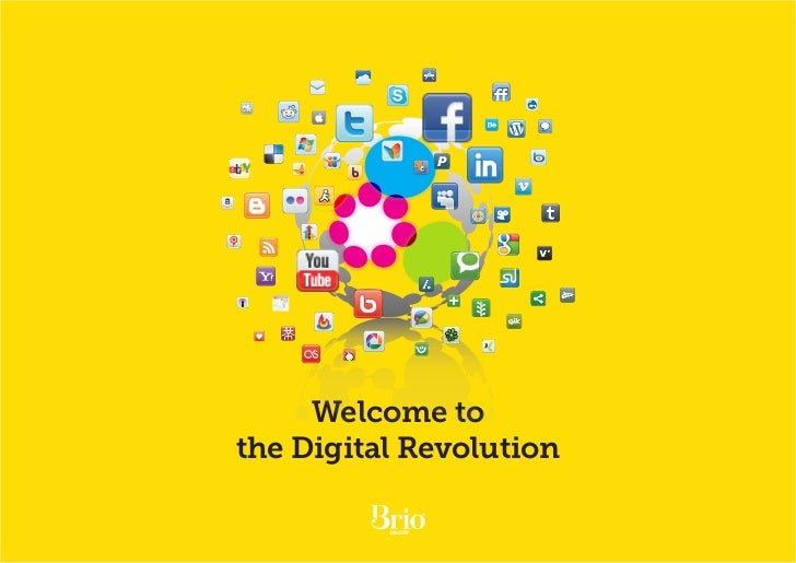 GROW YOUR BRAND'S      ECOSYSTEM     Welcome tothe Digital Revolution