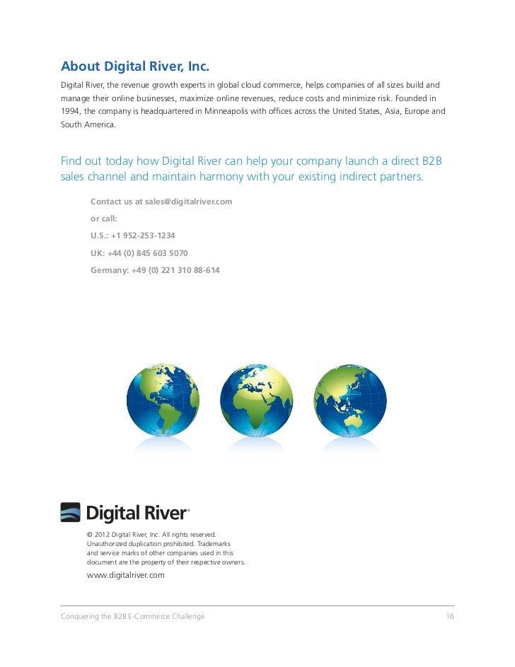 digital river whitepaper series b2b e commerce challenge. Black Bedroom Furniture Sets. Home Design Ideas
