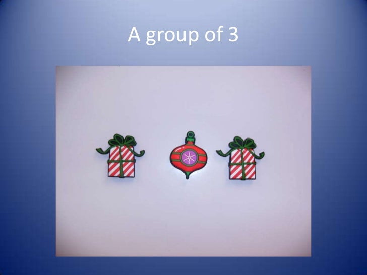 A group of 3