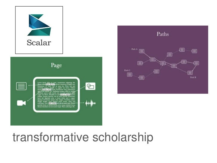 transformative scholarship
