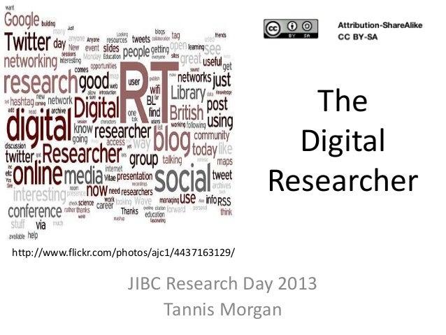 The                                                  Digital                                                Researcherhttp...