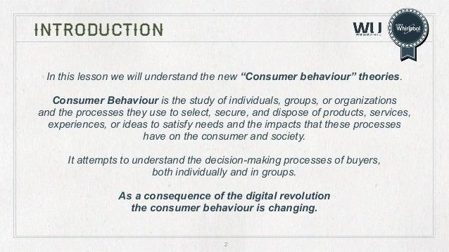 consumer behaviour of purchasing digital camera Buying behaviour of belgian consumers in times of crisis what impact is the economic crisis having on the belgian consumer's buying behaviour  or camera.