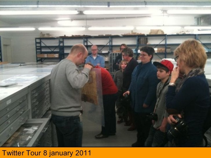 Twitter Tour 8 january 2011