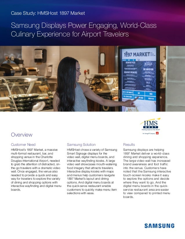 Digital Signage Powers Engaging Restaurant Experience For
