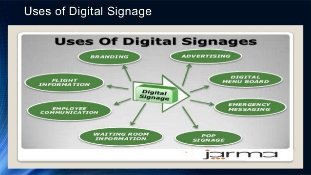 digital signage systems India