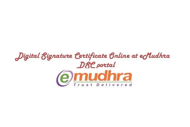 eMudhra DSC (@eMudhra_DSC)   Twitter