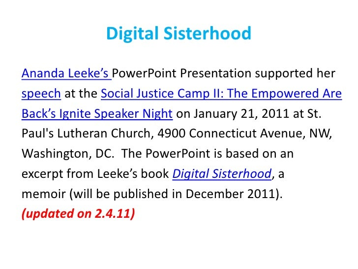 digital sisterhood a self care self discovery social justice move  digital sisterhood a self care self discovery social justice movement for women in social media