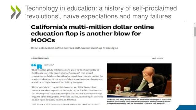 The digital transformation of education Slide 3
