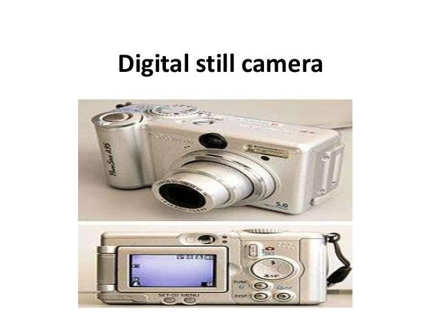Digital still camera