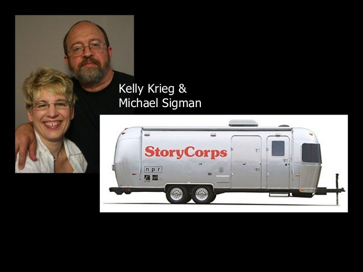 Kelly Krieg &  Michael Sigman
