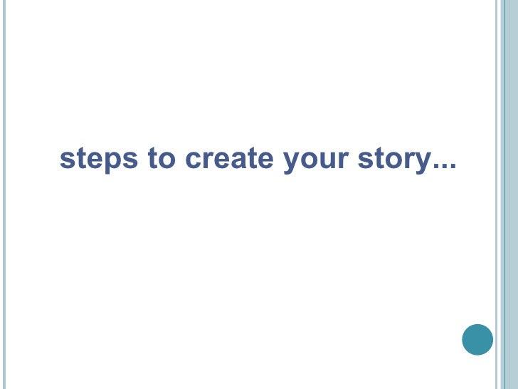 Digital Storytelling Slide 3