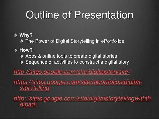 Digital storytellingdublin2016 Slide 2