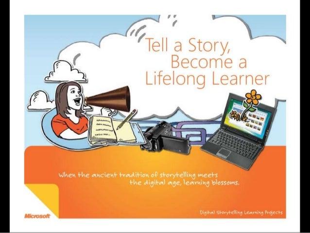 Digital Storytelling Introduction