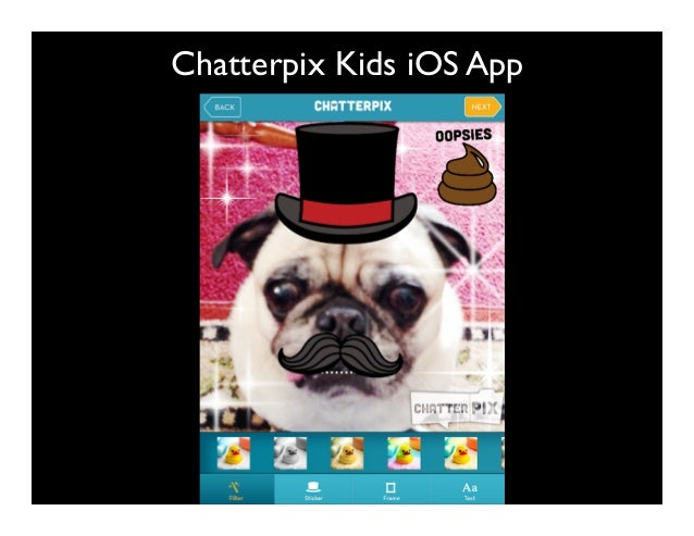 Chatterpix Kids iOS App