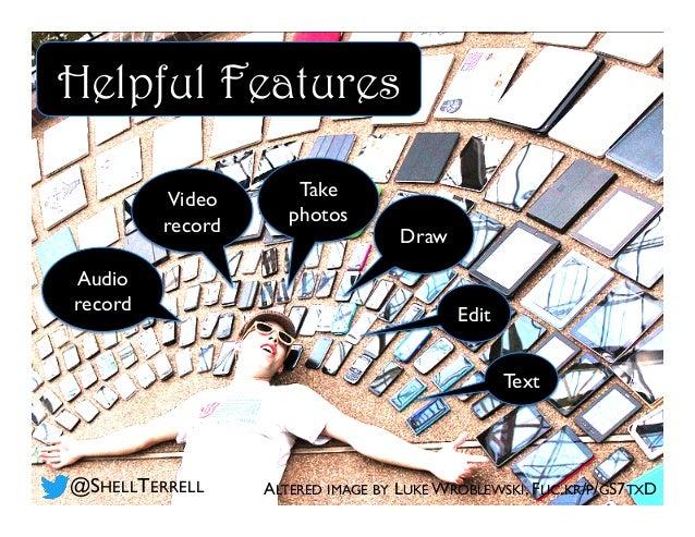 ALTERED IMAGE BY LUKE WROBLEWSKI, FLIC.KR/P/GS7TXD Audio record Video record Text Take photos Edit Draw @SHELLTERRELL Help...