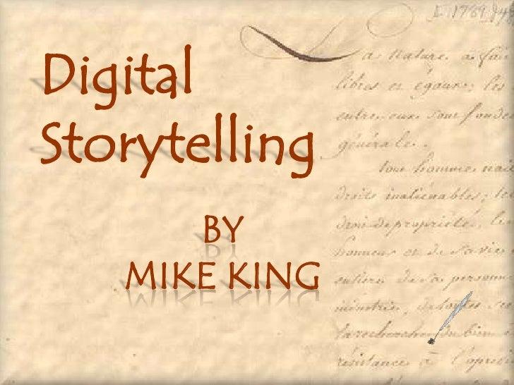 Digital Storytelling Vimeo