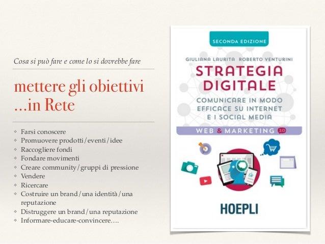 Digital strategy, comunicare on line