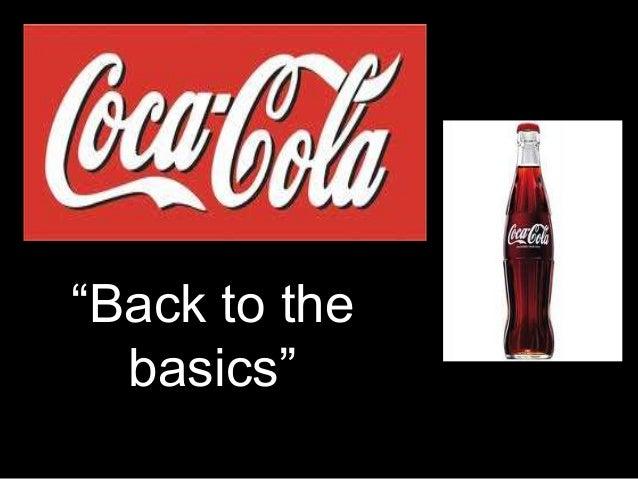 """""""Back to the basics"""""""