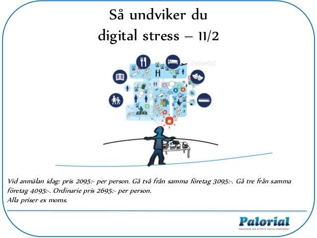 Digital stress eller julfrid?