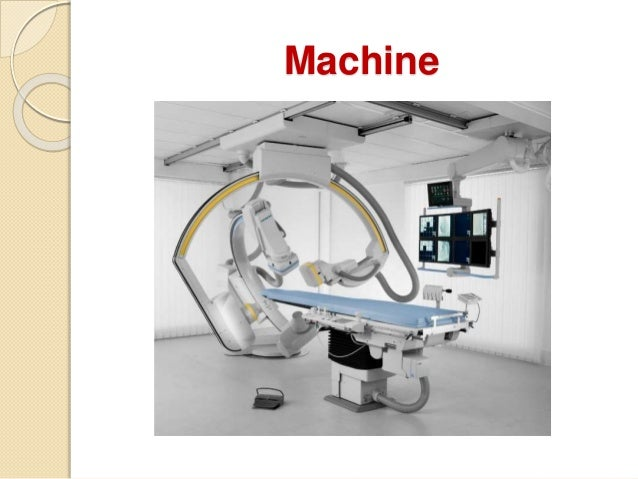 angiography machine
