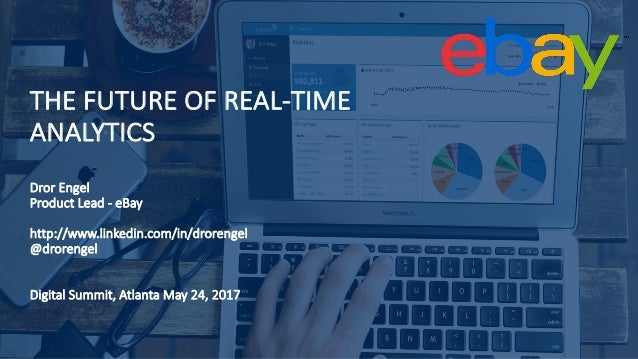 Dror Engel The Future Of Real Time Analytics