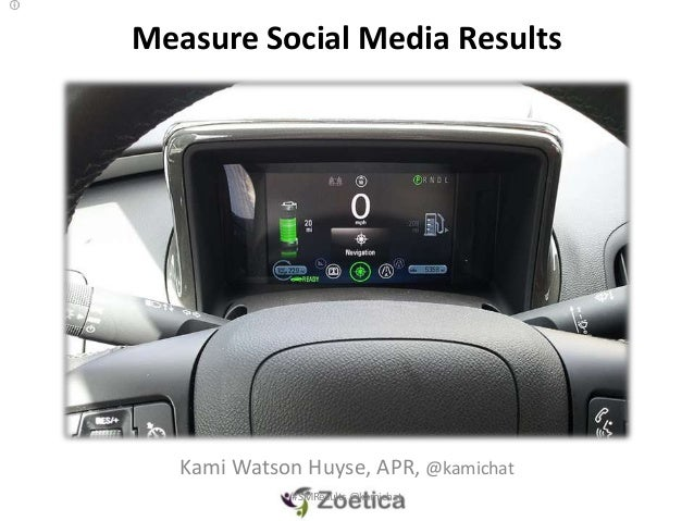 Measure Social Media ResultsKami Watson Huyse, APR, @kamichat#SMResults @kamichat