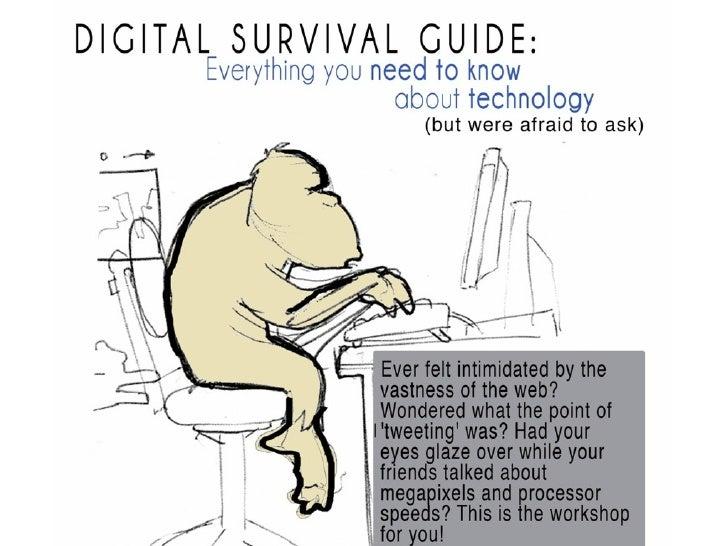Digital Survival Guide  Winter 2011