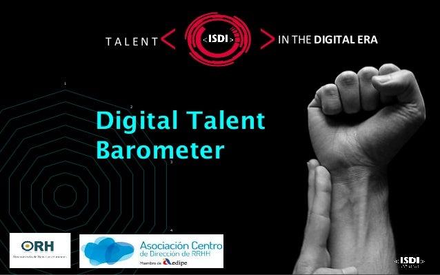 Digital talent transformation. Were to start?