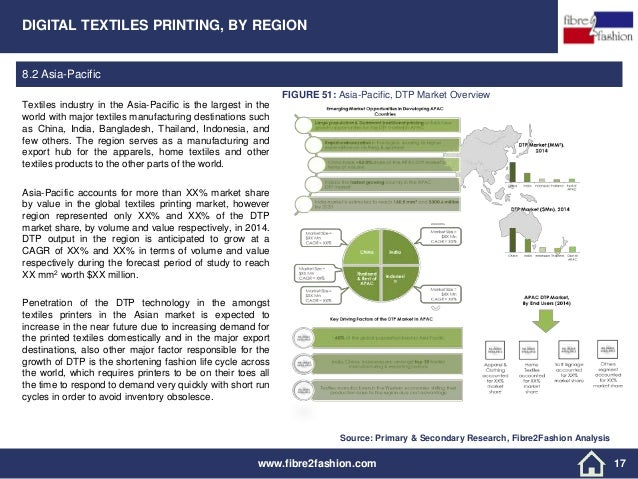 global and china textile digital printing Request sample of market research report on global digital textile printing inks sales market  44 china digital textile printing inks sales volume and market.