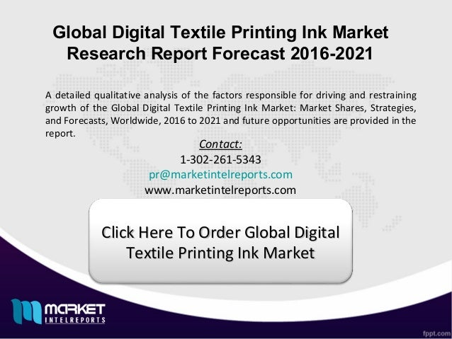 Global Aniline Printing Ink Market Insights, Forecast to 2025
