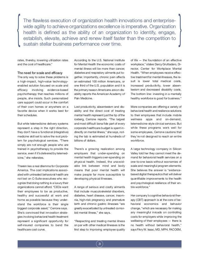 Digital therapeutics the future of behavioral health