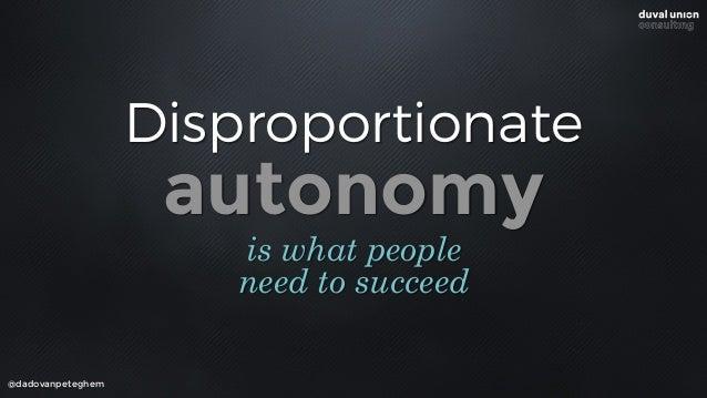 @dadovanpeteghem 3. Disrupt your business model before somebody else does BUSINESS MODEL