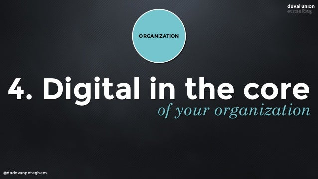 @dadovanpeteghem To Digital in the core